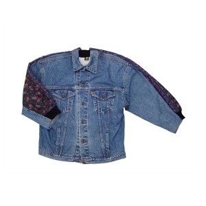 Nº59 Holding on the Explosion - Paddedjeansjacket