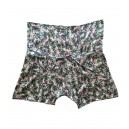 N° 61 Swimmingtogether  Stone shorts