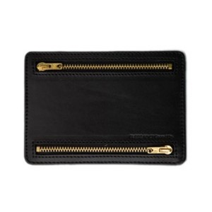 BLESS Classics - 4-zipper Purse - Black