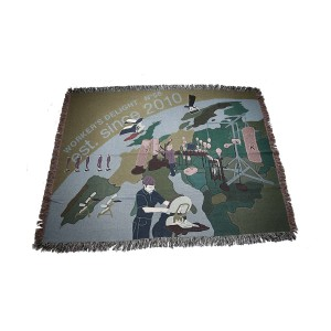 Nº65 Not That I Can't Wait for It - Europe Blanket
