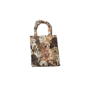 Nº08 Found Objects - Dog Bag Small